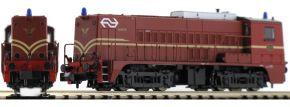 PIKO 40443 Diesellok Serie 2271 rotbraun NS | DC analog | Spur N kaufen