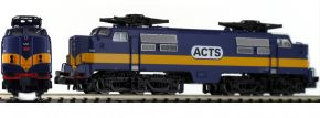 PIKO 40464 E-Lok Rh 1200 ACTS V blau | DC Analog | Spur N kaufen