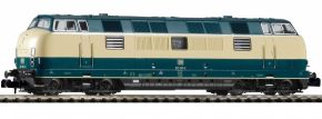 PIKO 40504 Diesellok BR 221, beigeblau DB   analog   Spur N kaufen
