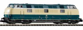 PIKO 40505 Diesellok BR 221, beigeblau DB | DCC Sound | Spur N kaufen