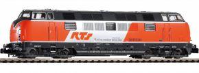 PIKO 40506 Diesellok BR 221 RTS | analog | Spur N kaufen