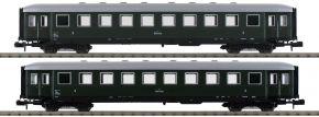 PIKO 40622 2-tlg. Set Schürzeneilzugwagen ÖBB | Spur N kaufen