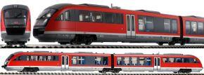 PIKO 52089 Dieseltriebwagen Desiro DB AG BR 642 | DC analog | Spur H0 kaufen