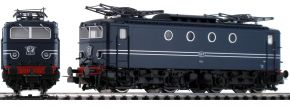 PIKO 51364 E-Lok Rh 1100 blau NS   DC analog   Spur H0 kaufen