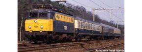 PIKO 51370 E-Lok Rh 1100 gelb-grau NS   DCC-Sound   Spur H0 kaufen