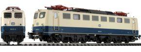 PIKO 51650 E-Lok BR 150 beige-blau DB   DC analog   Spur H0 kaufen