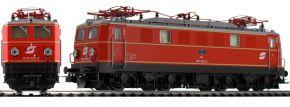 PIKO 51886 E-Lok Rh 1041 ÖBB blutorange | DC analog | Spur H0 kaufen