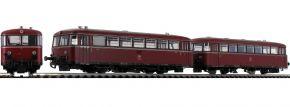 PIKO 52731 Schienenbus 798 + Steuerwagen 998.6 DB | AC digital | Spur H0 kaufen