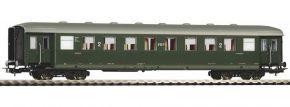 PIKO 53282 Schürzeneilzugwagen 2.Kl. PKP | DC | Spur H0 kaufen