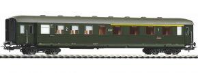 PIKO 53283 Schürzeneilzugwagen 1./2.Kl. PKP | DC | Spur H0 kaufen