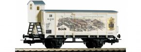 PIKO 54447 Ged. Güterwagen G02 Born Senf DRG | DC | Spur H0 kaufen