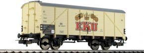 PIKO 54544 Kühlwagen EKU DB | DC | Spur H0 kaufen