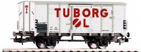 PIKO 54618 Ged. Güterwagen G02 Bier Tuborg DSB | DC | Spur H0 kaufen