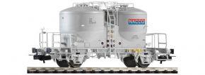 PIKO 54697 Zementsilowagen NACCO | DC | Spur H0 kaufen
