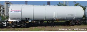 PIKO 54756 Knickkesselwagen grau | Nacco | DC | Spur H0 kaufen