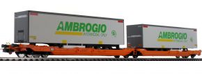 PIKO 54779 Taschenwagen T3000e Ambrogio | Wascosa | DC | Spur H0 kaufen