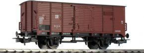 PIKO 54986 Gedeckter Güterwagen G02 braun DR | DC | Spur H0 kaufen