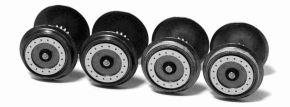 PIKO 56183 Radsatz für E-Lok Vectron | 4 Stück | AC | Spur H0 kaufen
