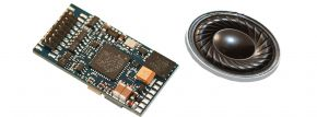 PIKO 56373 Sound Decoder Lautsprecher | Diesellok BR 132 | Spur H0 kaufen