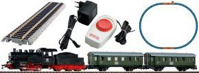 PIKO 57112 Start-Set Dampflok mit Personenzug DB | DC analog | Spur H0 kaufen
