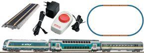 PIKO 57139 Start-Set Herkules mit Personenzug Alex | DC analog | Spur H0 kaufen