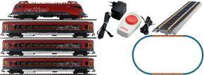PIKO 57178 Start-Set E-Lok Railjet ÖBB | Bettungsgleis | DC analog | Spur H0 kaufen