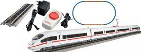 PIKO 57196 Start-Set ICE 3 Personenzug DB AG | DC analog | Spur H0 kaufen