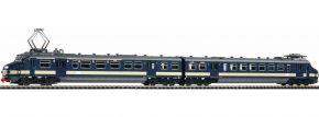 ausverkauft   PIKO 57575 E-Triebwagen Hondekop NS   DC analog   Spur H0