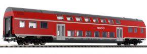 PIKO 57620 Doppelstockwagen | DB Regio | Spur H0 kaufen