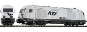 PIKO 57887 Diesellok Herkules   RTS   AC   + lastg. Decoder   Spur H0 kaufen