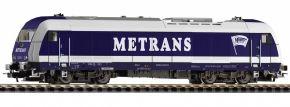 PIKO 57888 Diesellok Herkules   Metrans   AC   + lastg. Decoder   Spur H0 kaufen