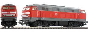 PIKO 57901 Diesellok BR 218 DB AG | DC analog | Spur H0 kaufen