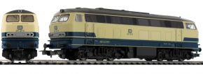 PIKO 57903 Diesellok BR 218 beige-blau DB | DC analog | Spur H0 kaufen