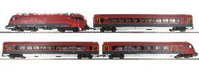 PIKO 58131 Zugset Railjet Rh1216 + 3 Wagen ÖBB | DC analog | Spur H0 kaufen