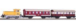 PIKO 58135 Zugpackung Diesellok BR 102.1 + 2 Personenwagen DR | DC analog | Spur H0 kaufen