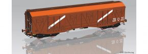 PIKO 58233 2-tlg. Set gedeckter Güterwagen 401Ka Gags-tx PKP | DC | Spur H0 kaufen