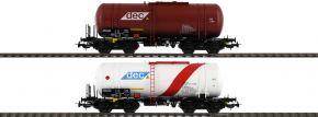 PIKO 58370 2-tlg. Set Kesselwagen Zas DEC 406R | PKP | DC | Spur H0 kaufen