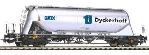 PIKO 58432 Silowagen Uacns Dyckerhoff GATX | DC | Spur H0 kaufen