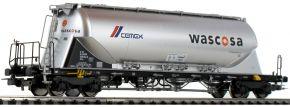 PIKO 58436 Silowagen Uacns Wascosa Cemex | DC | Spur H0 kaufen