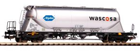 PIKO 58437 Silowagen Uacns Alpha/ WASCOSA | DC | Spur H0 kaufen