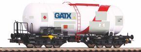 PIKO 58456 Kesselwagen 406Rb Zas, GATX  PKP | DC | Spur H0 kaufen