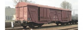 PIKO 58470 Großraumgüterwagen 401K PKP | DC | Spur H0 kaufen