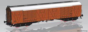 PIKO 58472 4-achs. gedeckter Güterwagen 401Ka Gags (KKyt) PKP OPW | DC | Spur H0 kaufen