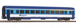 PIKO 58680 IC Personenwagen Metropolitan 1./2.Kl. CD | DC | Spur H0 kaufen