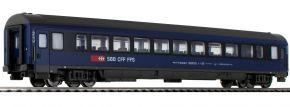 PIKO 58683 IC Liegewagen 2.Kl. SBB | DC | Spur H0 kaufen