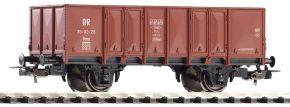 PIKO 58742 Offener Güterwagen Omu | DR | DC | Spur H0 kaufen