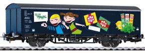 PIKO 58745 Ged. Güterwagen Pfeffi DB AG | DC | Spur H0 kaufen