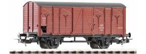 PIKO 58763 Gedeckter Güterwagen Kdn | PKP | DC | Spur H0 kaufen