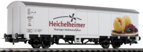 PIKO 58765 Ged. Güterwagen Heichelheimer DB AG   DC   Spur H0 kaufen
