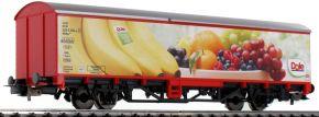 PIKO 58767 Ged. Güterwagen Dole DB AG | DC | Spur H0 kaufen
